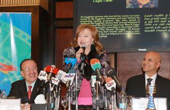 ليلى طاهر: محظوظة بالتكريم في شرم الشيخ السينمائي | صور