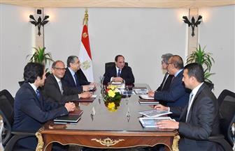 """السيسي يستقبل رئيس """"سيمنز"""" الألمانية.. ومقترح لإنشاء جامعة """"فيرنر فون سيمنز"""" بمصر"""