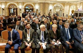 القمري يشارك بالمنتدى الأول لاتحاد رؤساء الجامعات الروسية والعربية ببيروت