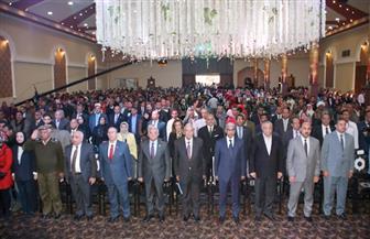 مجدي عبدالغني بجامعة جنوب الوادي: المشاركة في الانتخابات الرئاسية واجب وطني | صور