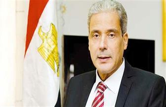 """محمد عفيفي لـ""""بوابة الأهرام"""": """"علي أبو شادي"""" كان رجل دولة قادرًا على إدارة الأزمات"""