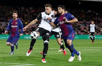 برشلونة يواجه فالنسيا بالدوري الإسباني.. اليوم