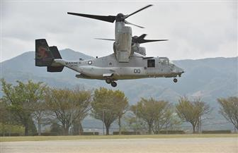 """إقالة قائد سرب طائرات """"أوسبري"""" التابع للمارينز في المحيط الهادئ"""