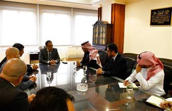 """وزير الإسكان يبحث مع مجموعة """"الطيار"""" السعودية فرص الاستثمار في العلمين الجديدة والعاصمة الإدارية"""