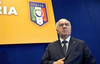 تعيين رئيس مؤقت للاتحاد الإيطالي