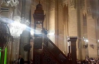 وزير الأوقاف يحذر من خطر المنافقين على المجتمع الإسلامي | صور