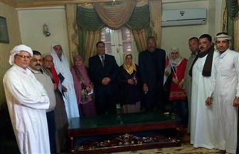 حملة موسى مصطفى موسى: القبائل العربية بالبحيرة والنوبارية تدعم مرشحنا في انتخابات الرئاسة| صور