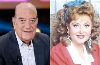 تكريم حسن حسني وليلى طاهر في شرم الشيخ السينمائي