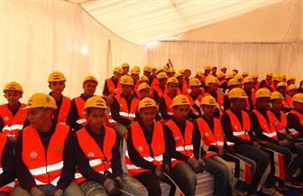 """افتتاح أول برنامج للطاقة المتجددة فى مدرسة """"بنبان"""" بأسوان   صور"""