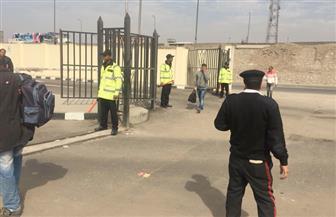 """""""مرور"""" القاهرة يشرف على نقل موقف السلام القديم إلى الجديد المستحدث"""