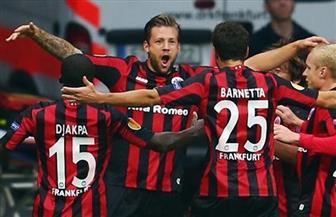 مشجع لآينتراخت فرانكفورت يفارق الحياة خلال حضوره مباراة الفريق أمام لايبزج