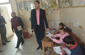 سلبيات بوسائل الأمن والسلامة في مدارس كفرالزيات.. تعرف عليها | صور