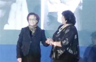وصول وزيرة الثقافة وجميلة بو حريد والنجوم لحفل افتتاح مهرجان أسوان لسينما المرأة