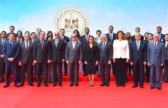 تفاصيل زيارة الرئيس السيسي لمركز خدمات المستثمرين