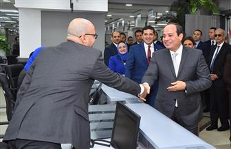 الرئيس السيسي يكلف الرقابة الإدارية وأمانة مجلس الوزراء بتقديم تقرير أسبوعي عن شركات الاستثمار