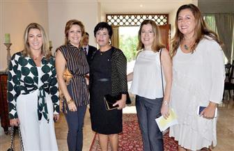سفارة مصر بالبرازيل تستضيف المعرض الخيري لرابطة زوجات الدبلوماسيين