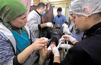 """مدير مستشفى """"عفرين"""": نملك أدلة موثقة تثبت استخدام تركيا أسلحة كيماوية ضد المدنيين بسوريا"""