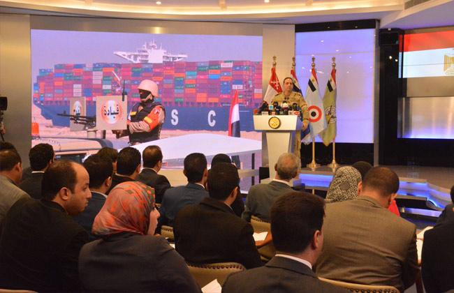 تفاصيل المؤتمر الصحفي للمتحدث العسكري حول العملية الشاملة  سيناء 2018