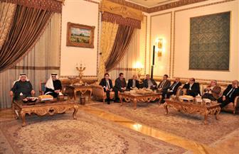 وزير الدولة السعودي للشئون الخارجية: مصر درع لنا ونحن درع لها | صور