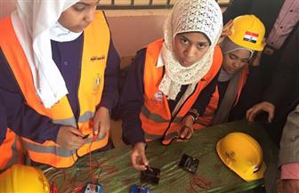 الجيوشي: افتتاح أول قسمين للطاقة الجديدة في التعليم الفني بأسوان | صور