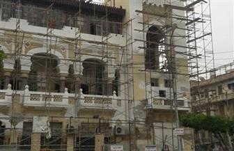 رئيس حي مصر الجديدة: استمرار تطوير عقارات الطراز المعماري المتميز | صور