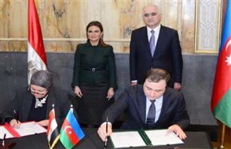 تفاصيل اجتماعات الدورة الرابعة للجنة المصرية الأذرية المشتركة للتعاون الاقتصادي | صور