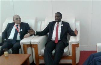 لقاءات مكثفة لوزير الزراعة على هامش اجتماعات الفاو بالخرطوم