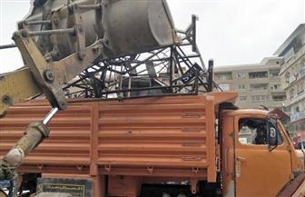 وزير الإسكان: حملة لإزالة الإشغالات والمخالفات بمدينة 6 أكتوبر