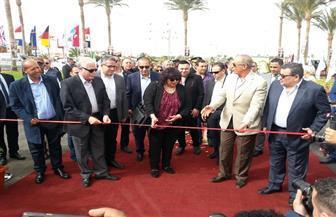 بدء فعاليات ختام سيمبوزيوم مصر للنحت بالغردقة | صور