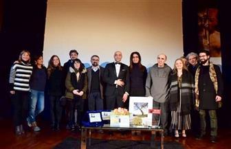 تكريم المخرج محمد كامل بالأكاديمية المصرية للفنون بروما | صور