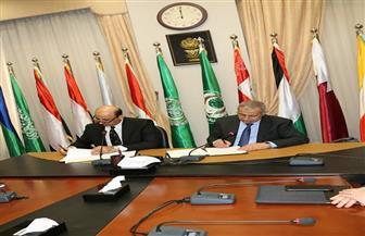 توقيع آلية قبول الطلاب السعوديين بالأكاديمية العربية | صور