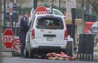 اعتقال قائد سيارة حاول اختراق الحاجز الأمني للبيت الأبيض