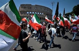 مسيرات حاشدة في روما وميلانو قبل الانتخابات البرلمانية