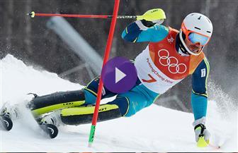 سويسرا تتوج بذهبية سباق التزلج الألبي للفرق المختلطة ببيونج تشانج