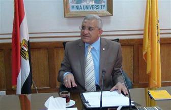 """""""عبد الغفار"""" و""""أبو المجد"""" يفتتحان أسبوع شباب الجامعات لمتحدى الإعاقة بالمنيا"""