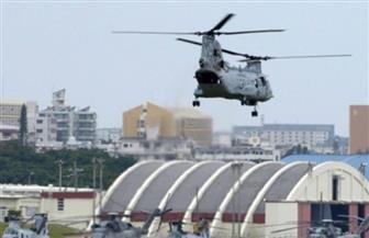 أزمة مرتقبة عقب تحليق مروحية أمريكية فوق مدرسة في أوكيناوا اليابانية