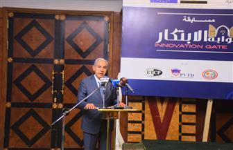 طارق قابيل: الانتهاء من صياغة استراتيجية للابتكار الصناعى على أربعة مراحل