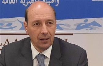 العريان: تنسيق كامل مع مؤسسات الدولة لتأمين البعثات المشاركة في كأس العالم للخماسي