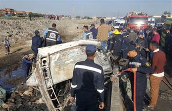 مصدر أمني يكشف ملابسات وقوع انفجار أتوبيس الإسكندرية