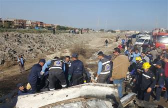 مصدر بالصحة: 2 من بين 21 مصابا في حادث أتوبيس عمال الإسكندرية حالتهما خطيرة