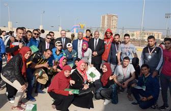 ختام دورة لقاء الصداقة الرياضي لمحافظات إقليم شمال الصعيد | صور