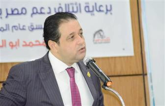 رئيس حقوق الإنسان بمجلس النواب: الدول العربية تحسد مصر بسبب استقرار أوضاعها
