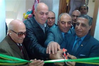 افتتاح مقر جديد لنادى الزراعيين بالمحلة الكبرى | صور