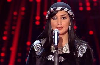 the voice .. سها المصري تغنى لأحلام وتختارها