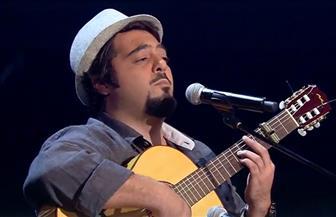 the voice .. يوسف السلطان من فريق عاصي: لا يهمني الفوز ولكن الغناء واجبي وشغفي