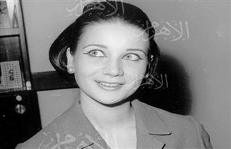 زبيدة ثروت ملكة جمال الشرق في صور خاصة تظهر للمرة الأولى