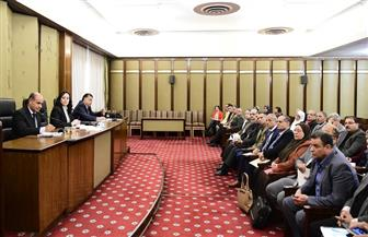 """ممثل وزارة المالية لـ""""النواب"""": 14 مليار جنيه متأخرات ضريبية مستحقة على السكك الحديدية و""""ماسبيرو"""""""