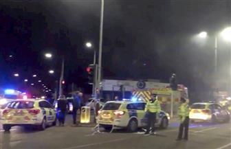 انفجار كبير في مدينة ليستر البريطانية والشرطة تحذر السكان من الاقتراب | فيديو