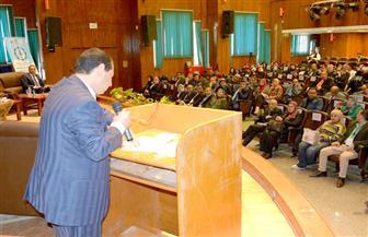 المشروعات القومية في المؤتمر الطلابي الأول لقسم الإعلام ببورسعيد