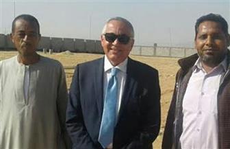 رئيس هيئة التنمية الصناعية يزور المدينة الصناعية بالأقصر | صور